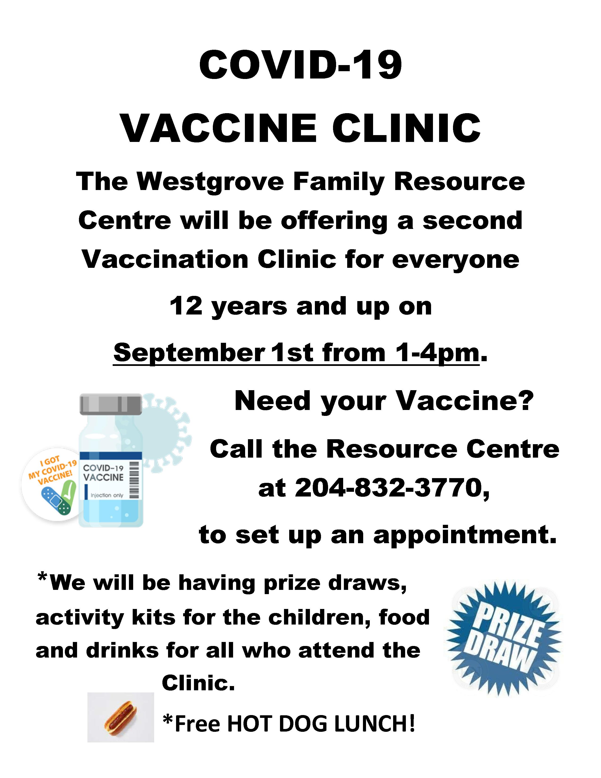 covid 19 vaccination clinic